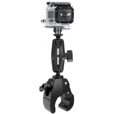 Medium Tough-Claw™ Mount with Custom GoPro® Hero Adapter